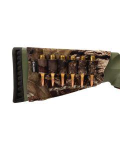 Allen Neoprene Stretch Buttstock Shell Holder Rifle