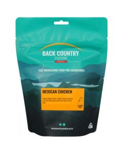 Back Country Cuisine Freeze Dried Mexican Chicken