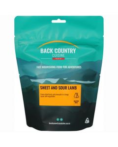 Back Country Cuisine Freeze Dried Sweet & Sour Lamb