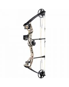 Bear Limitless 25-50 lbs RTH Compound Bow - Gods Country