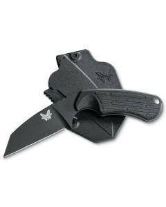 BENCHMADE 125BK Azeria Fixed Blade Knife With Sheath