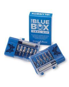 BENCHMADE Blue Box Maintenance Tool Kit