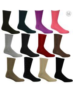 Bamboo Textiles Comfort Business Socks