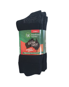 Bamboo textiles aussie made bamboo Socks 3 Pack