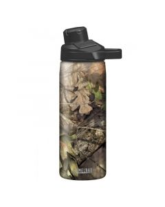 CamelBak Chute Mag 600ml Vacuum Insulated Water Bottle, Hunt Edition, Real Tree Edge