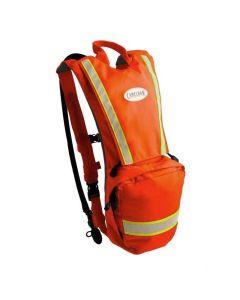 CamelBak Ambush 3L Hi-Viz Hydration Backpack - Orange