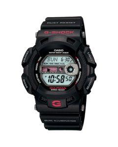 CASIO G-SHOCK Gulfman Moon & Tide Watch G-9100-1DR