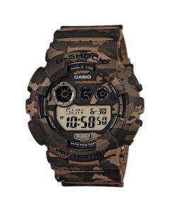 CASIO G-SHOCK Mudman Tough Wear Watch GD-120CM-5DR