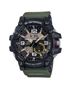 CASIO G-SHOCK Mudmaster Twin Sensor Watch GG-1000-1A3DR