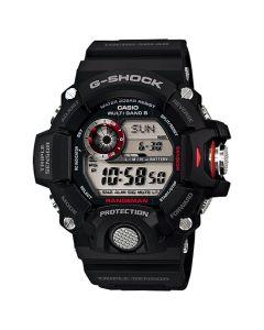 CASIO G-SHOCK Rangeman Triple Sensor Watch - Black