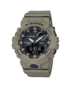 CASIO G-SHOCK Bluetooth Step Tracker Fitness Watch GBA-800UC-5ADR