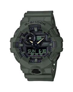 CASIO G-SHOCK illuminator Tough Wear Watch - Olive Green
