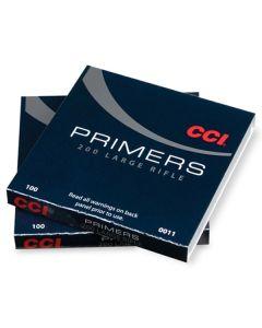 CCI Primer 200 Large Rifle C11 - 1000 Pack