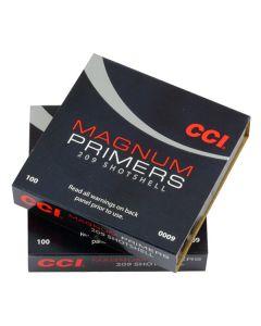 CCI Primer 209M Shotshell Magnum C9 - 1000 Pack