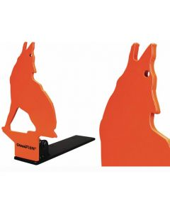 Champion .22 Metal Pop-Up Howling Coyote Target