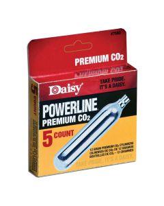 Daisy Powerline Premium 12gram CO2 Cylinders