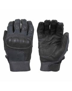 Damascus DMZ-33 NITRO Leather Kevlar Hard-Knuckle Riot Control Gloves