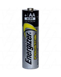 Energizer EN91 Industrial Grade AA-Cell Alkaline Battery
