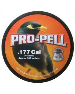 EXP PRO-PELL Air Rifle Pellets .177 cal 7.3 gr - 500 Pack
