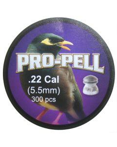 EXP PRO-PELL Air Rifle Pellets .22 cal 11.9 gr - 300 Pack