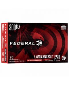 Federal 300AAC Blackout 220GR OTM Subsonic 1000FPS American Eagle - 20 Pack