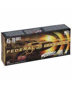 Federal 45-70 Govt 300GR FN Hammer Down 1850FPS - 20 Pack