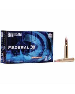 Federal 7mm Rem Magnum 150GR Soft Point Power-Shok 3110FPS - 20 Pack