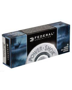 Federal 6.5 Creedmoor 140GR Soft Point Power-Shok 2750FPS - 20 Pack