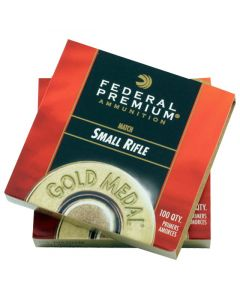 Federal Gold Medal Primer 205M Small Rifle - 1000 Pack