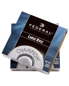Federal Champion Primer 210 Large Rifle - 1000 Pack