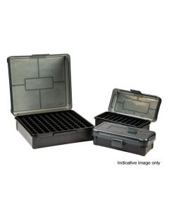 Frankford Arsenal Ammo Storage Box 32 S&W LONG, 38 S&W, 38 SUPER, 38 SPECIAL & 357 MAGNUM