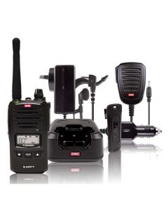 GME TX6160 80CH 5/1Watt UHF CB Handheld Waterproof Radio Pack