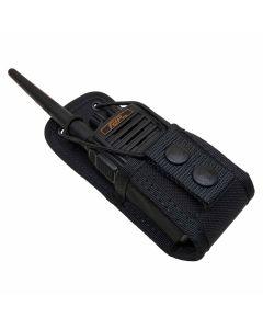 Hellweg Protector 4383P-BLK-25 MOLLE Nylon Radio Pouch