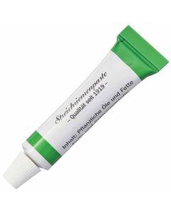 Herold Solingen Tubenpaste for Razor Strops Coarse Grind (Green Tube)