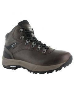HI-TEC ALTITUDE VI i WP Men's Hiking Boots - Dark Chocolate/Dark Taupe/Black