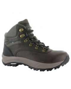 HI-TEC ALTITUDE VI i WP Women's Hiking Boots - Dark Chocolate/Black