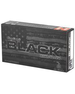 Hornady 308 Win 168GR A-MAX Hornady Black 2700FPS - 20 Pack