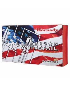 Hornady American Whitetail 243 Win 100GR Interlock 2960FPS - 20 Pack