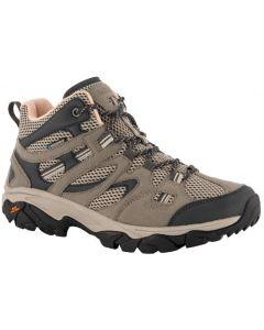 HI-TEC RAVUS Vent Lite Mid WP Women's Hiking Boots - Taupe