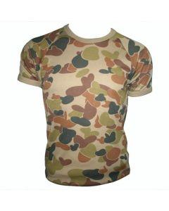 HUSS T-Shirt - Auscam Camo