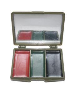 HUSS Camo Face Paint Compact - 3 Colours