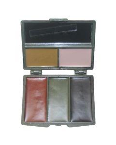 HUSS Camo Face Paint Compact - 5 Colours