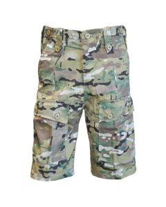 HUSS M-25 Men's Cargo Shorts - Multicam
