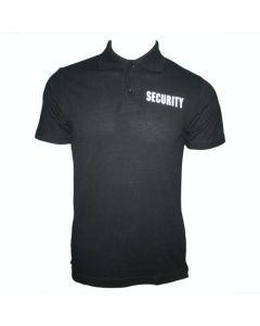 HUSS Security Printed Polo Shirt
