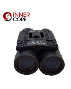 Inner Core 8x21 Compact Rubber Coated Binoculars