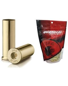 Jagemann Unprimed Brass Cases 38 SPECIAL - 100 Pack (Small Pistol Primer)