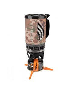 JETBOIL FLASH Personal Cooking Pot & Stove System Camo