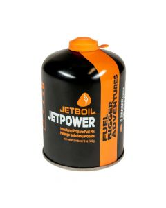 JETBOIL Jetpower Isobutane/Propane Fuel Mix Canister 450g