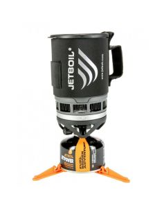 JETBOIL ZIP Personal Cooking Pot & Stove System - Carbon Black
