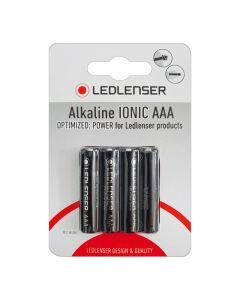 Led Lenser Alkaline Ionic AAA Battery Pack